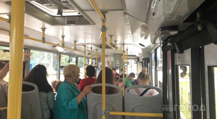 Сегодня во Владимире вновь начали ездить автобусы 20с