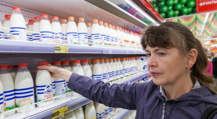 Цены на молоко в России могут вырасти более чем на 18 процентов