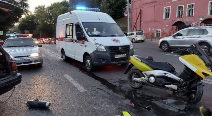 Во Владимирской области за неделю в ДТП погибли 7 человек