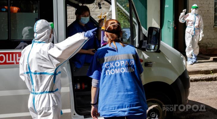 За сутки во Владимирской области коронавирус выявили у 241 человека