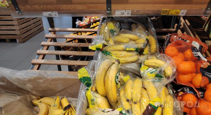 Во Владимире из-за вулкана подорожают бананы