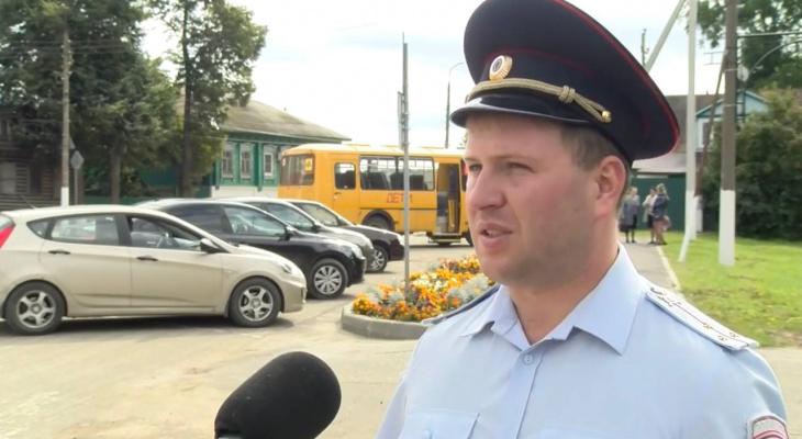 Начальника Гороховецкого ОГИБДД подозревают во взятке асфальтом