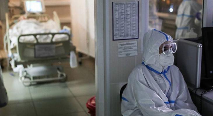 Во Владимирской области был побит суточный рекорд смертности от коронавируса