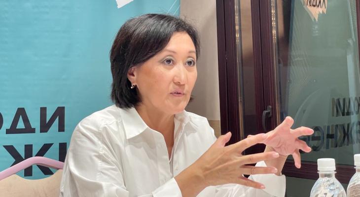 Кандидат от партии «Новые люди» Сардана Авксентьева: «Чем ниже явка, тем проще фальсифицировать выборы»