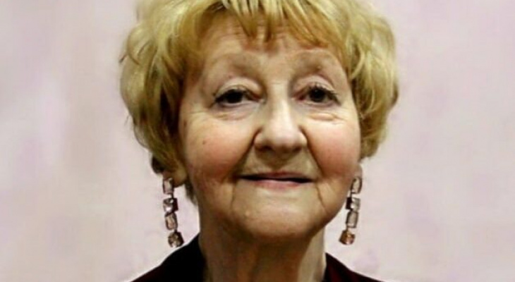 Во Владимире на 87 году ушла из жизни балетмейстер Нина Пешковская