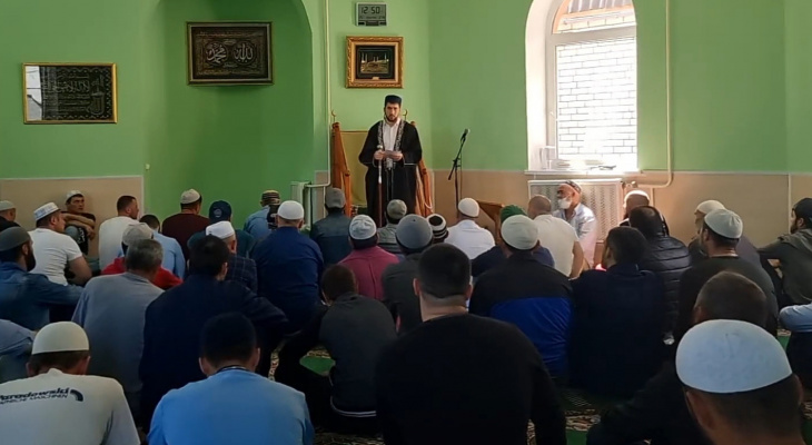 Мусульмане сегодня отмечают Курбан Байрам