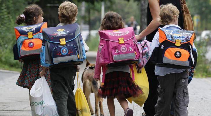 В этом году собрать ребёнка в школу стало дороже на 13 процентов