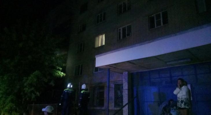 Ночью из многоэтажки в Юрьевце эвакуировали 150 человек