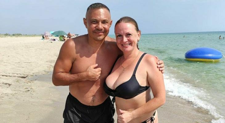 Ковровчанка рассказала о встрече с Костей Цзю на пляже Евпатории