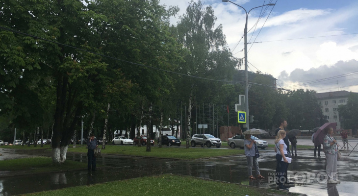 В Центральную Россию придёт вызвавший потоп в Европе циклон