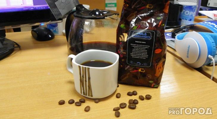 Владимирцев предупредили о резком росте цен на кофе
