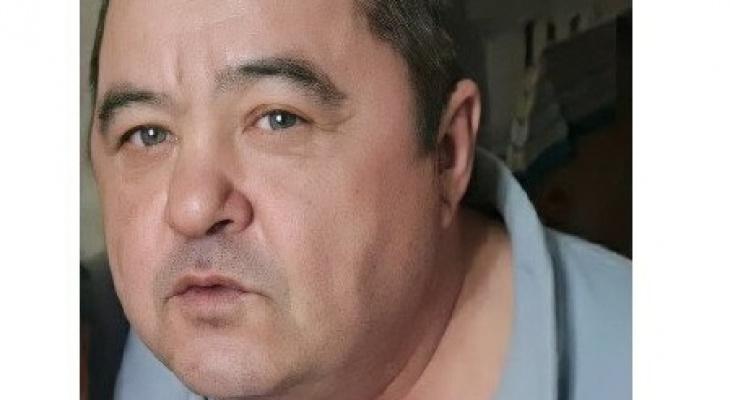 В Киржаче уже четвёртый день ищут мужчину в фиолетовой футболке