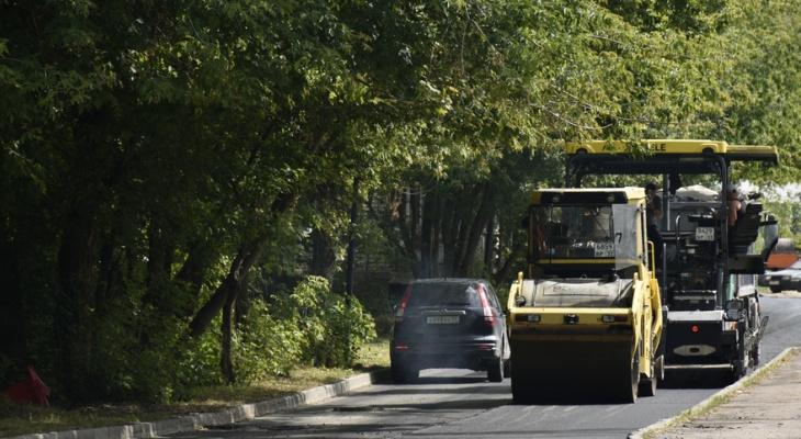 Прилегающие к развязке Чапаева - Сперанского улицы будут отремонтированы