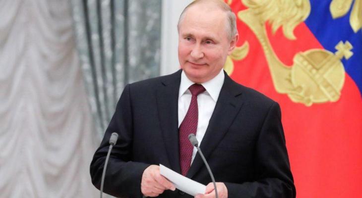 Путин поздравит долгожителей Владимирской области с юбилеем