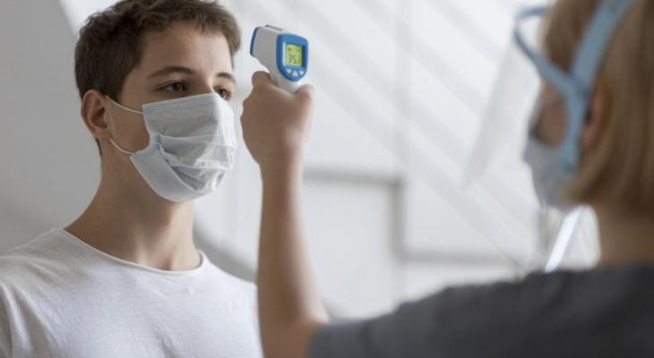 За сутки во Владимирской области 160 жителей заразились коронавирусом