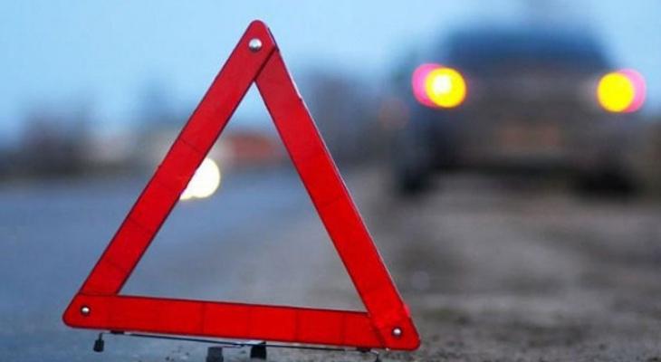 В Муромском районе водитель насмерть сбил стоявшую у дороги пенсионерку
