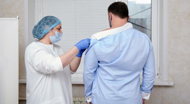 Привиться всё же придётся: новости о вакцинации от COVID-19 во Владимирской области