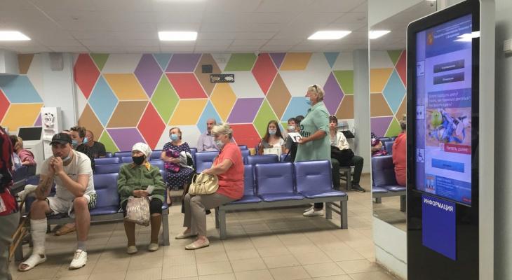 Во Владимирской области диагноз коронавирус поставлен 161 человеку