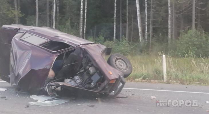 Стали известны подробности смертельного ДТП недалеко от Гусь-Хрустального