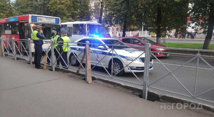 Во Владимире автобус сбил 11-летнего школьника