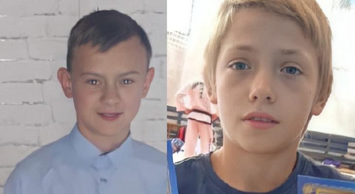 В Покрове потерялись два мальчика-подростка